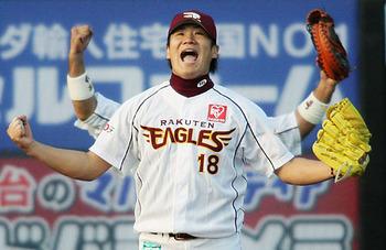 マー君、最強!——田中将大、楽天勝利で吼える!